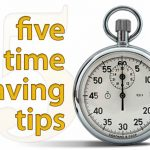 5 Time Saving Tips to Make Healthy Eating Easier