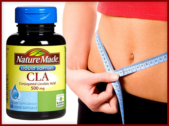 cla weight loss before and after