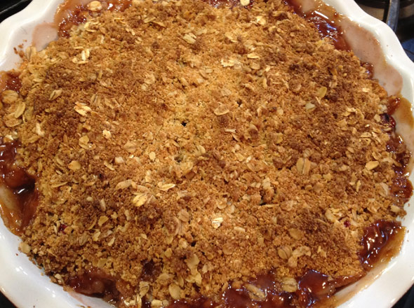 NC-Apple-Cranberry-Crisp-Cooked
